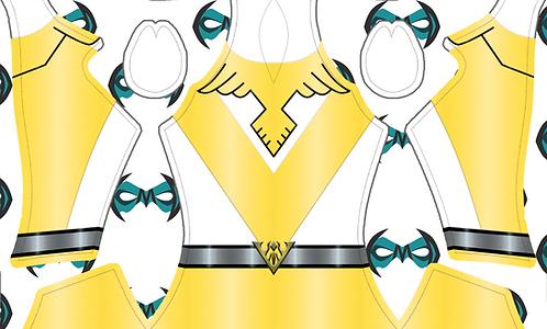 Yellow Owl Ranger