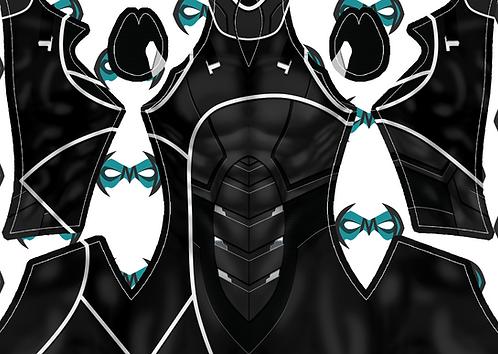 PS4 Black Cat (Male)