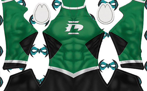 Danny Phantom Green Lantern