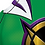 Thumbnail: Green/Purple Dino Ranger