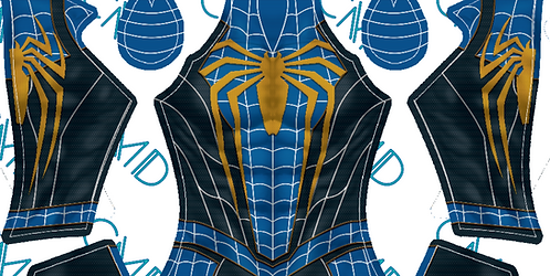 Ravenclaw Spider-Man (Male)