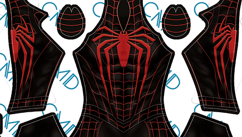 Miles Morales PS4 Style