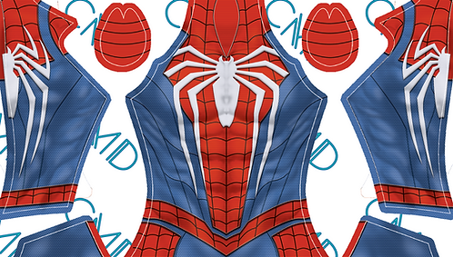 Ps4 Spider-Man (Advanced Suit)