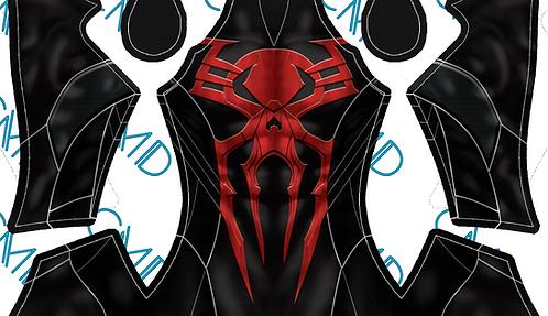 PS4 Classic 2099 Spider-Man(Black)