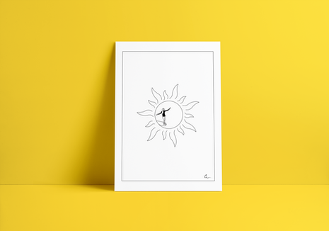 Print SUNLIGHT