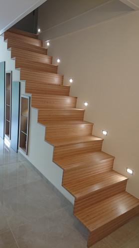 Creation d'un escalier