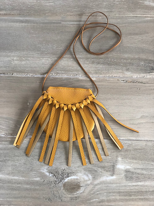 Bali Fringe Vegan Purse (other colors available.)