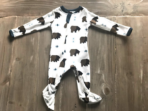 Little Grizzle Babysuit