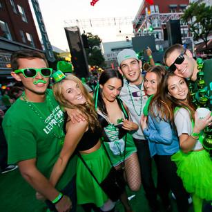 Saint Patrick's Day Group
