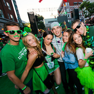 Saint Patrick's Day Group
