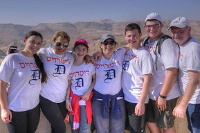 Winter Family Israel Mission