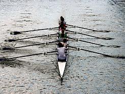 Kayak, Paddle, Rowers