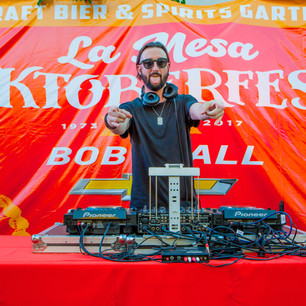 Oktoberfest DJ