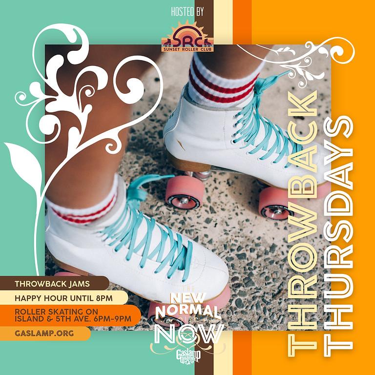 Throwback Thursdays in the Gaslamp Quarter - July 29