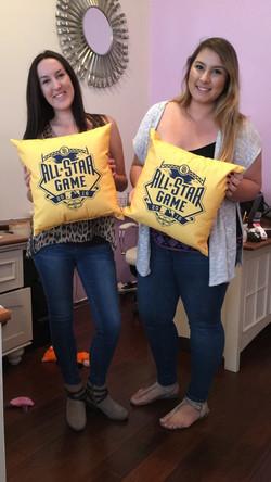 All Star Game Pillows at MP