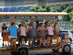 Social Cycle San Diego