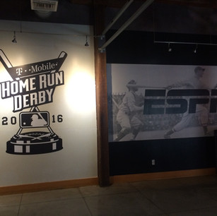 ESPN Home Run Derby Branding