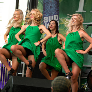 Shamrock Irish Dancers