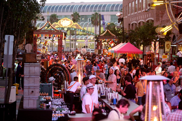 Gaslamp Quarter Corporate Block Party