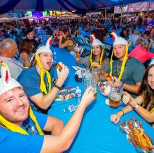 Oktoberfest Chicken Hat VIPs