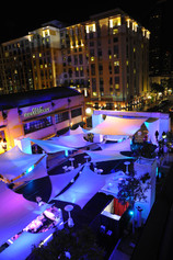 Corporate Block Party in Downtown San Diego