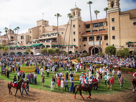 Del Mar Horse Races