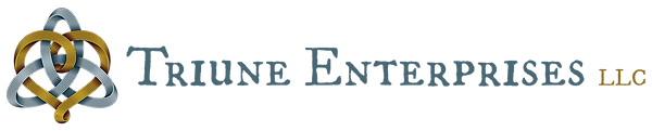 Triune Enterprises LLC Logo Full transpa