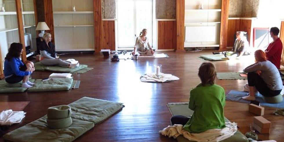 Continuation of the Bhagavad Gita | Module IV of the Raja Yoga Teacher Training