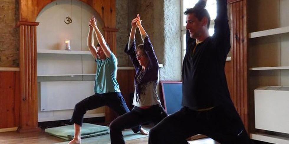 Yoga & Meditation Basic Retreat | A Journey through the Yamas & Niyamas