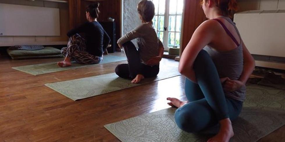 A Journey through the Chakras | Basic Yoga & Meditation Retreat