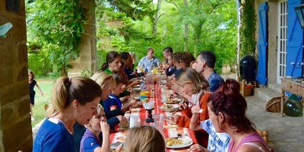 Yoga & Nature Family Retreat