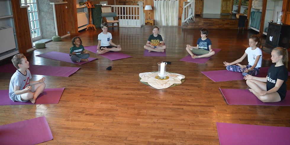 Yoga & Nature Family Retreat (fully booked)
