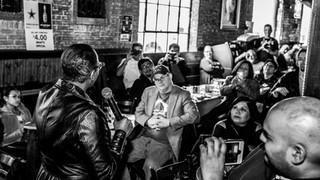 Nina Turner in Dallas Texas Our Revolution Bernie Sanders event photo
