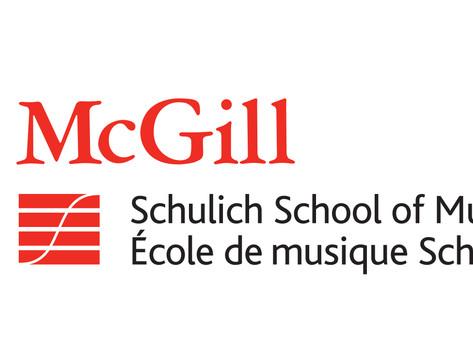 Chargé de cours à l'Université McGill