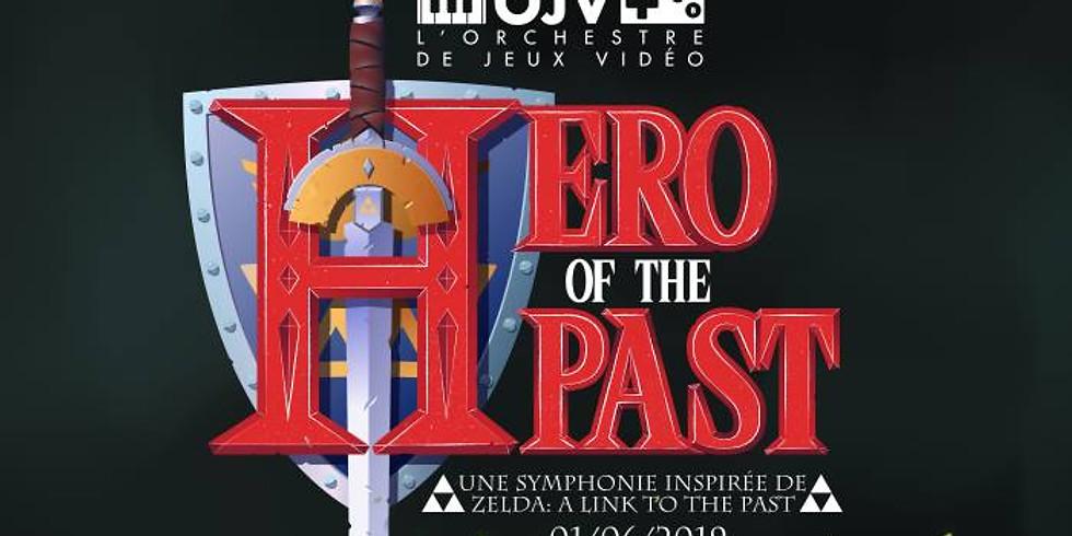Hero of the Past (Zelda) de l'Orchestre de Jeux Vidéo (OJV)