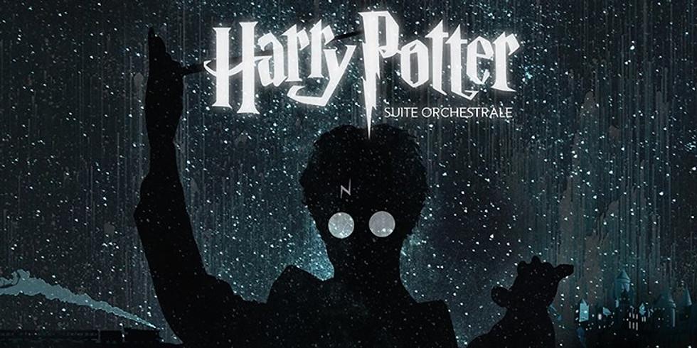 Harry Potter de l'Orchestre à Vents Non Identifié (OVNI)