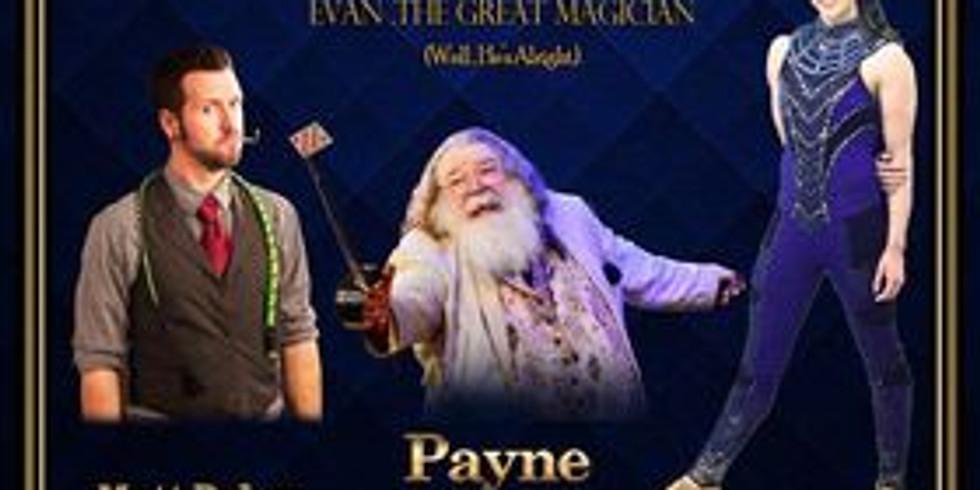 Evan's Variety Show - November