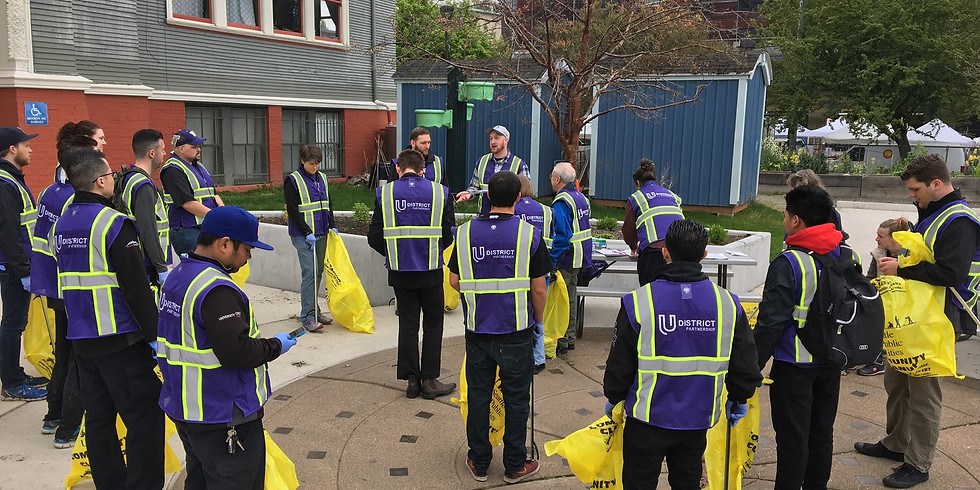 26th Anniversary Annual Community Cleanup