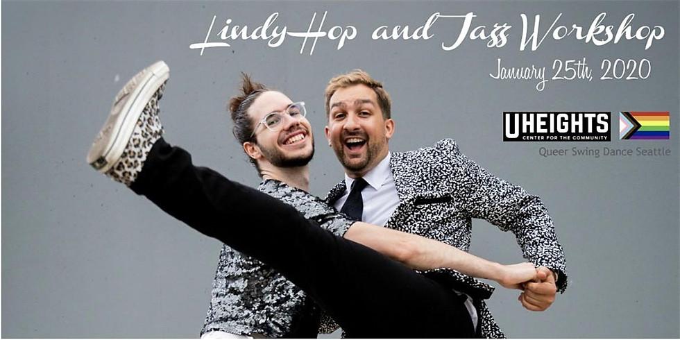 Jazz & Lindy Hop Intensive - Queer Swing Dance Seattle