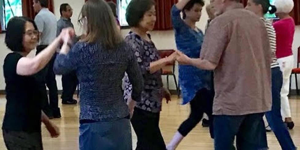 Dance Eclectic presents: Tripletime swing