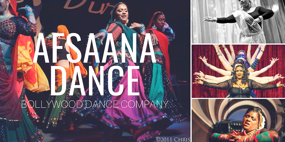 Bollywood Dance with Geeta (3-week series)