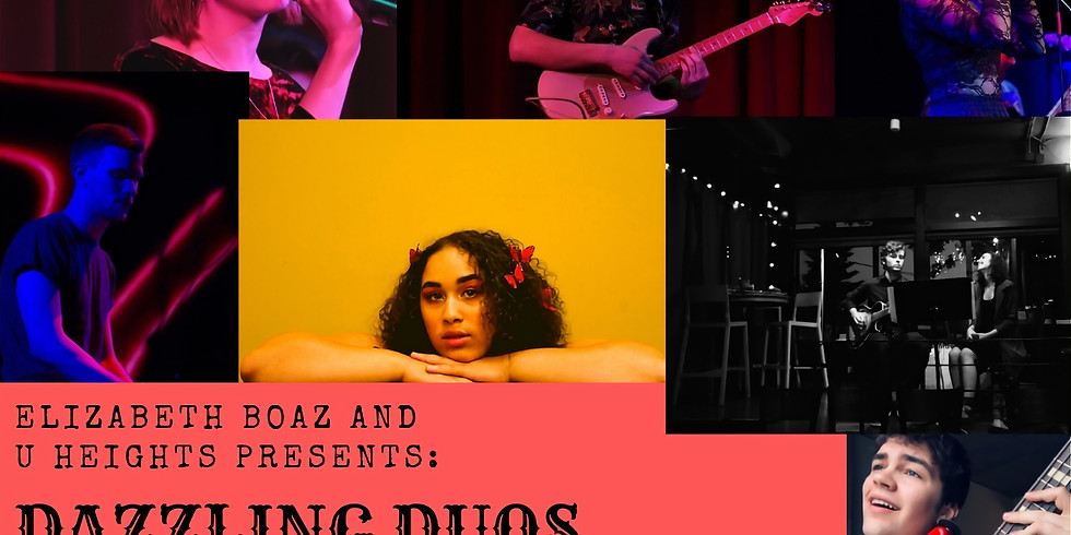 Elizabeth Boaz and UHeights presents: Dazzling Duos