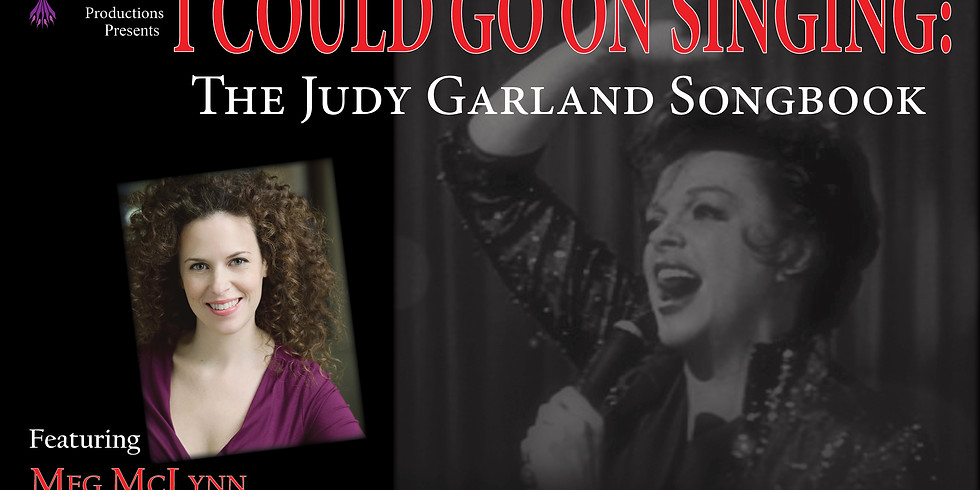 Purple Phoenix Productions presents: The Judy Garland Songbook