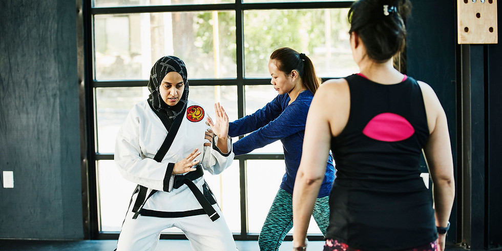 Defense Ninjas presents: Women's Self-Defense