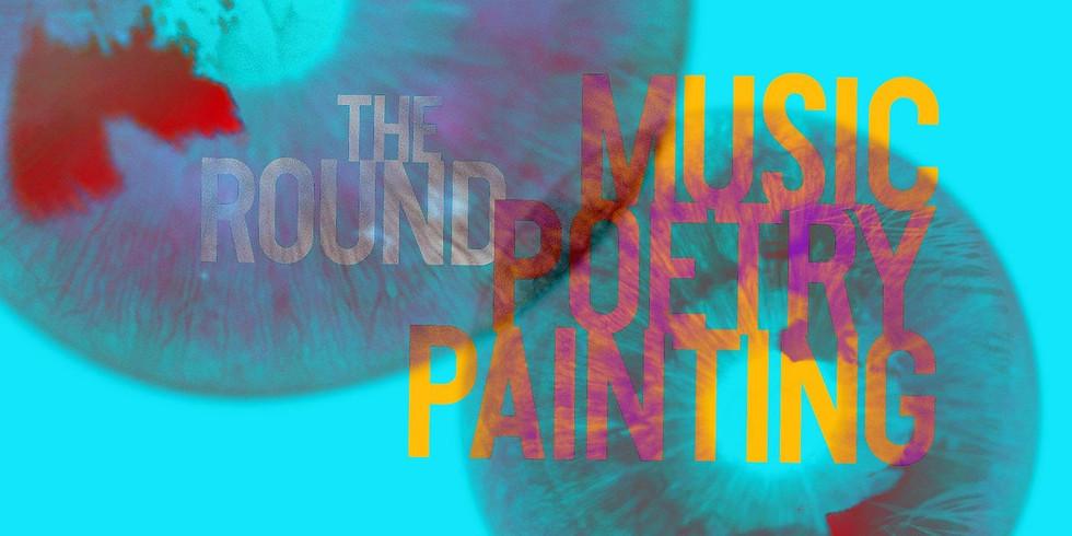 Abbey Arts presents: Round 189, with musician Push4luv (Melanie Granger), poet Chelsey Richardson, & visual artist