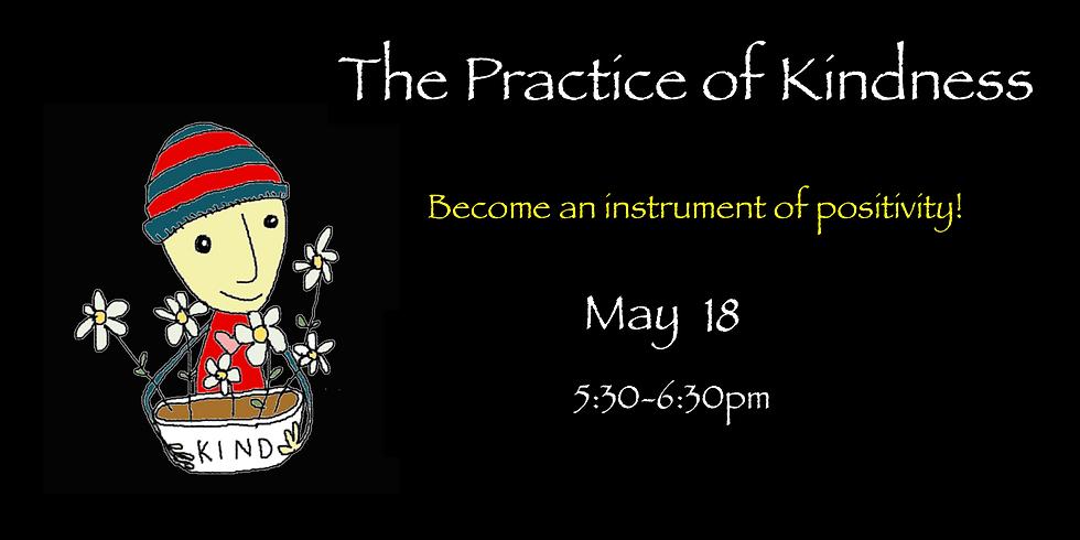 The Practice of Kindness Workshop