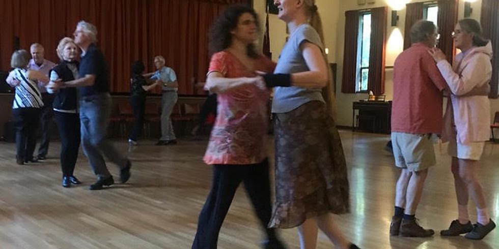 Dance Eclectic presents: Cross Step Waltz