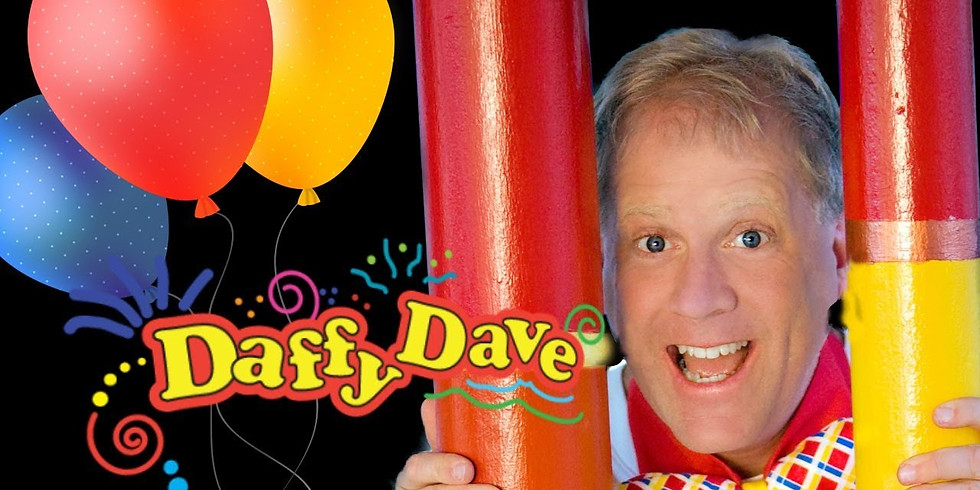 Saturdays with Daffy Dave - June (1)
