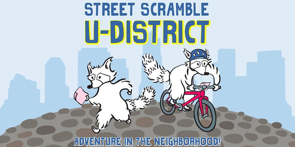 Street Scramble U-District