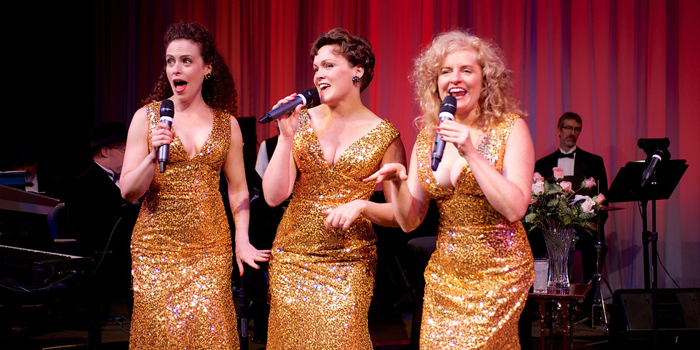 """Purple Phoenix Productions presents: """"Sincerely, the McGuire Sisters"""""""